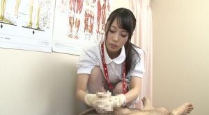 手コキで射精機能も検査