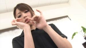 それでは桜井あゆが必殺射精技6種類を始めます